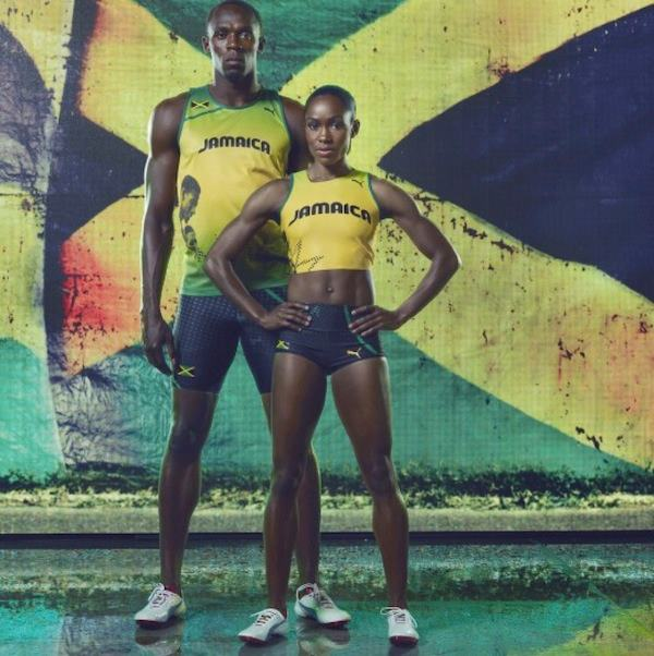 Jamaica Leads Olympics 2012 Fashion Games (4/6)