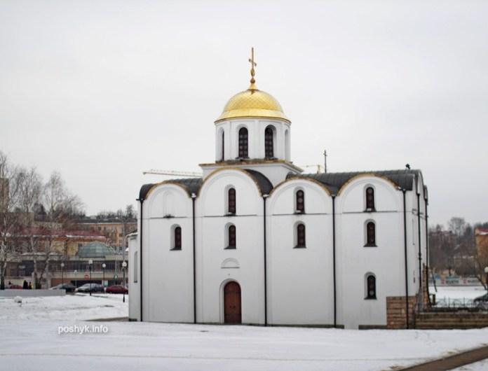 Благовещенская церковь vitebsk