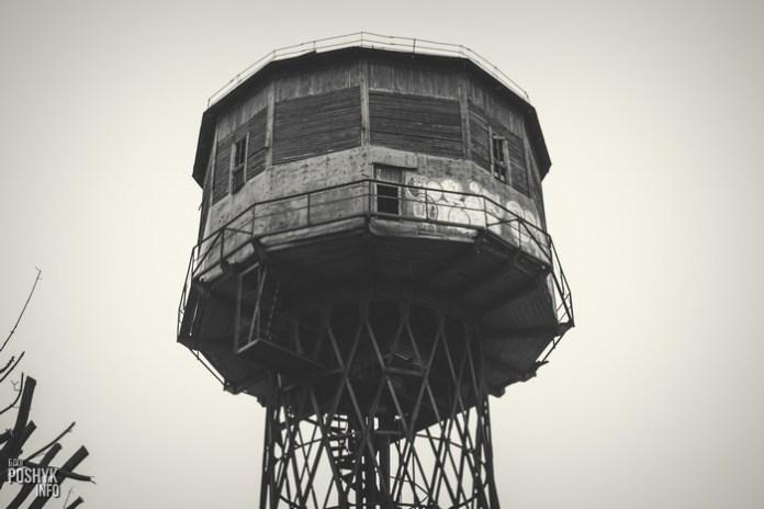 Шуховская башня Борисов