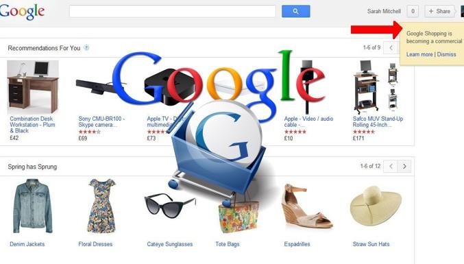 imagen articulo de introduccion a google shopping y su funcionamiento