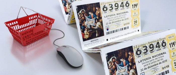 la compra de loteria por internet y consejos de seguridad
