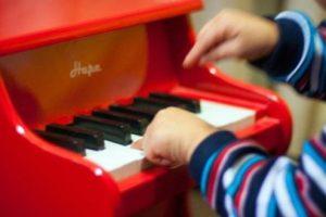 Методическая разработка музыкального занятия с использованием музыкальных инструментов