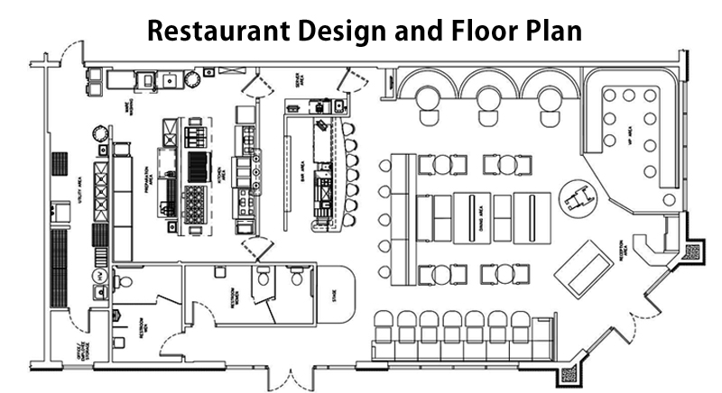 Restaurant Layout And Design Guidelines To Create A Great