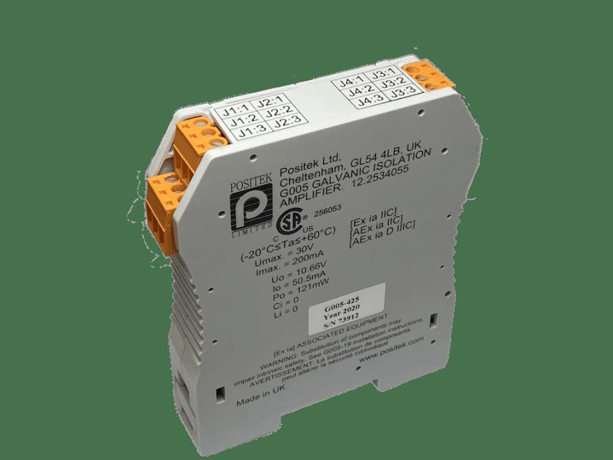 G005.425 amplificateur d isolation galvanique