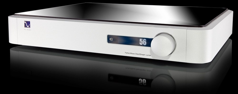 PS Audio's New Huron Operating System for the DirectStream Junior DAC