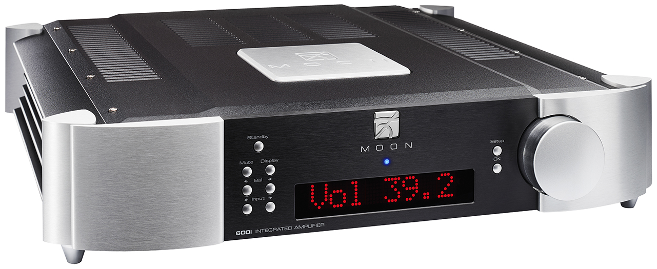 Simaudio Announces the MOON 600i V2 Integrated Amplifier