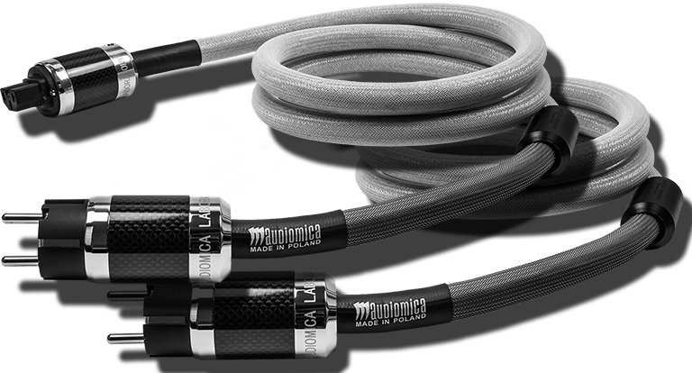 Cables from Audiomica Laboratory