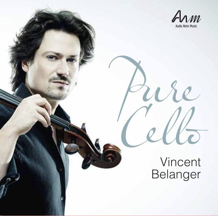 Vincent Bélanger, Pure Cello