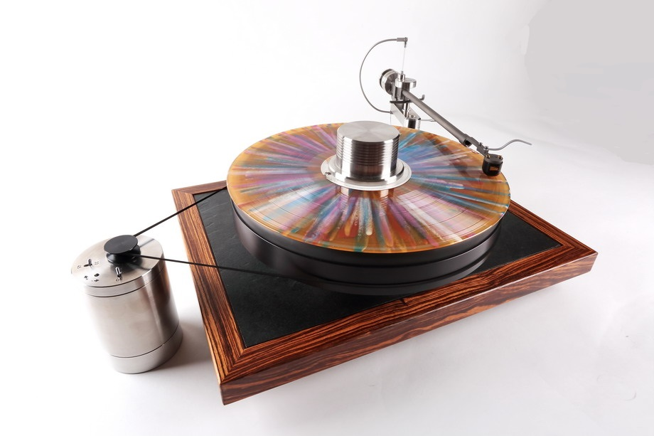 Cantano W Turntable and Cantano T Arm