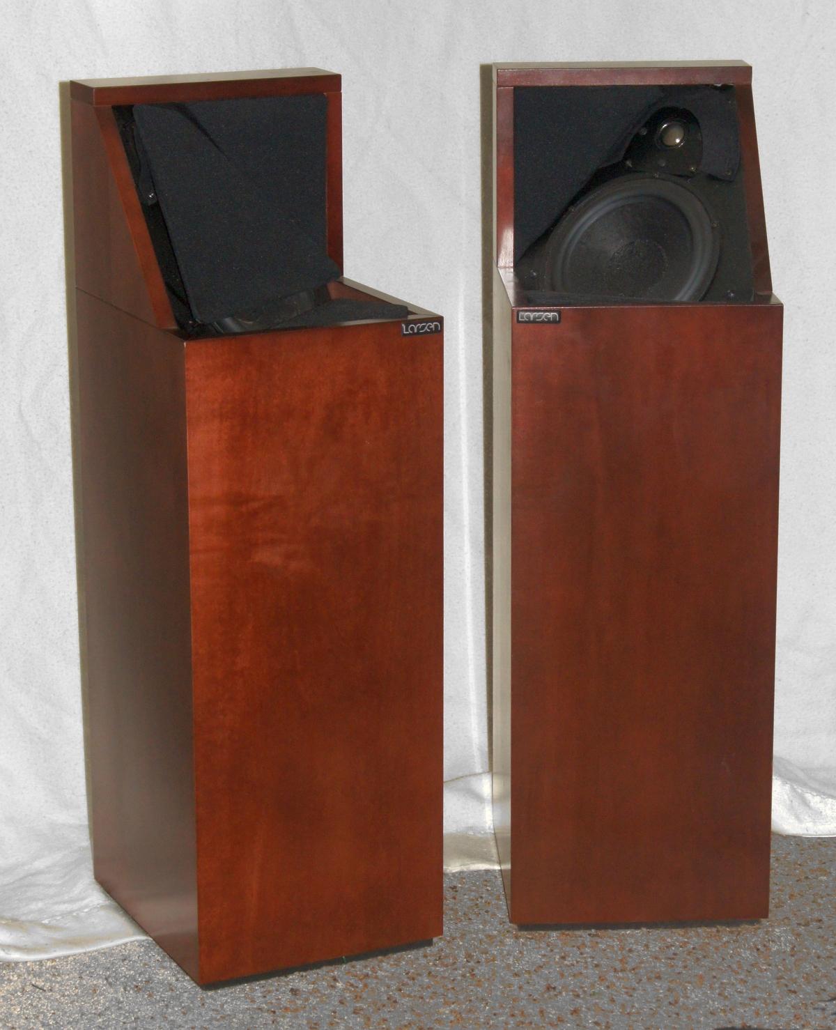 Larsen Model 6.2 Loudspeakers