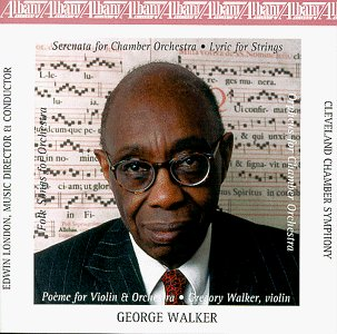 From Clark Johnsen's Diary - America's Greatest Living Composer, George Walker, 96, R.I.P.