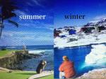季節が「夏と冬」だけの時代に