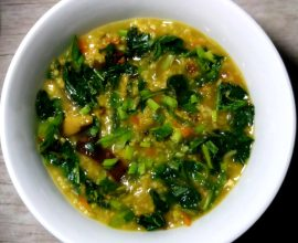 Veggie oats caldo - positivebodyph
