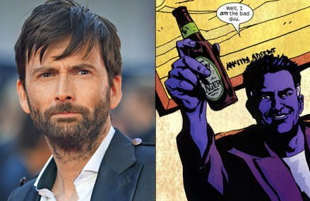 David Tennant cast in AKA Jessica Jones