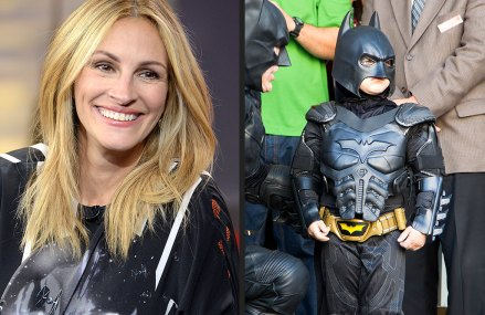 Julia Roberts to star in Batkid Film