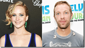 Easter Weekend Was Good To Jennifer Lawrence & Chris Martin