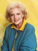 Betty White in Golden Girls