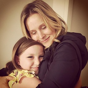 Kristen Bell, The Perfect Hollywood Mother Role Model!