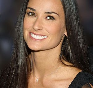 Demi Moore, Trendsetter and Incredible Person