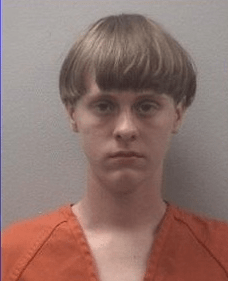 Marcus Stanley Looks At Dylann Roof Through The Eyes Of Christ!