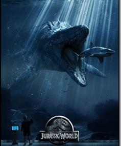 Jurassic World, Nothing Less Than AMAZING!
