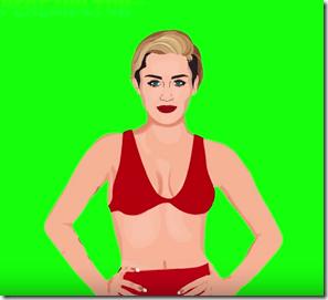 Miley Cyrus 'What's Good?' & Her Chill Response To Nicki Minaj!