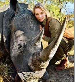 Uma Thurman & Kesha Sebert React After Cecil The Lions Death