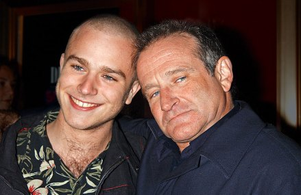 Robin Williams Son Zak Pushing To Make a Difference, Just Like His Father.