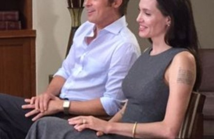 Angelina Jolie and Brad Pitt Talk Marriage, Film & Cancer