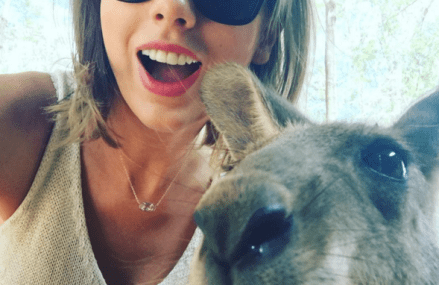 Taylor Swift Blesses Africa Animals With 'Wildest Dreams' Proceeds!