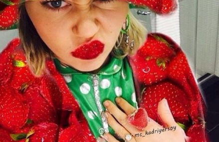 7 Miley Cyrus Instagram pics with personality!