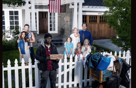 PCG Exclusive: Neighbor film w/ Anjelah Johnson, Dove Meir, Bruce Beatty!