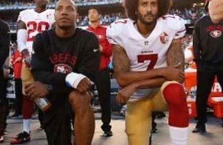 President Obama weighs in on NFL player Colin Kaepernick!