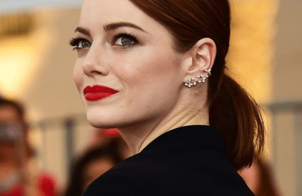 Emma Stone uses humor to cope with her sensitive side!