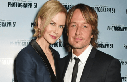 Keith Urban and Nicole Kidman are a real life love story!