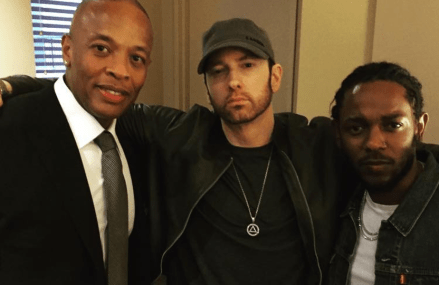 Eminem has a beard now and it's pretty sexy! Check it out!
