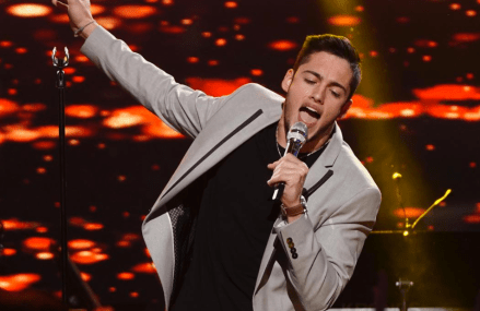 Positive Celebrity Exclusive: Garrett Jacobs talks American Idol, God and life!