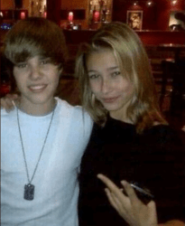 Justin Bieber and Hailey