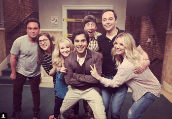 The Big Bang Theory is ending