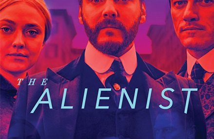 "The Alienist gets sequel series ""Angel of Darkness!"""