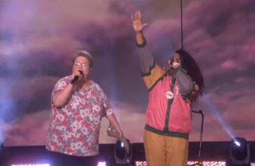Missy Elliott surprises her Funkie White Girl on the Ellen show! Check it out right here on positive celebrity gossip and entertainment news!
