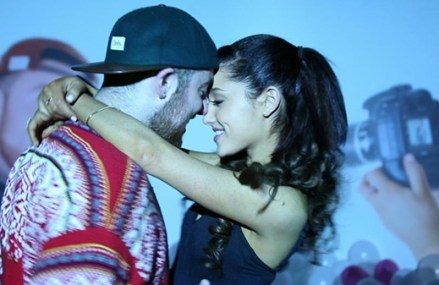 Ariana Grande will always love Mac Miller.