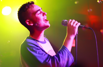 Positive Celebrity Exclusive: Alex Angelo talks music, inspirations, and fans!