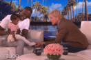 Ellen Meets Viral NYC Firefighter and His Baby Daughter!