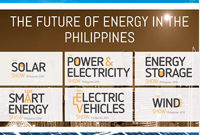Come and meet us at the Future Energy Show Philippines 2019 – 20th/21st of May
