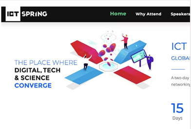 Positive Energy Ltd invited to speak at the ICT Spring – Fintech summit in Luxembourg, 20th | 21st of May 2019.