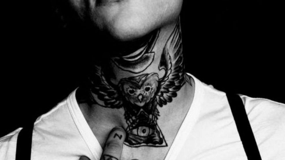 Best Neck Tattoo Ideas For Men Positivefoxcom