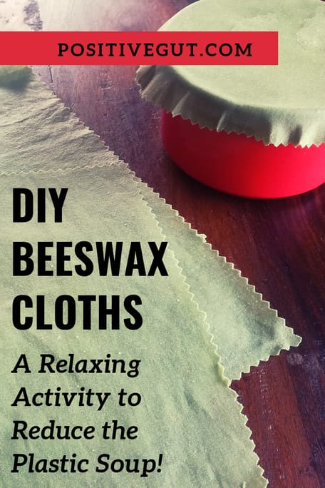 Beeswax cloth
