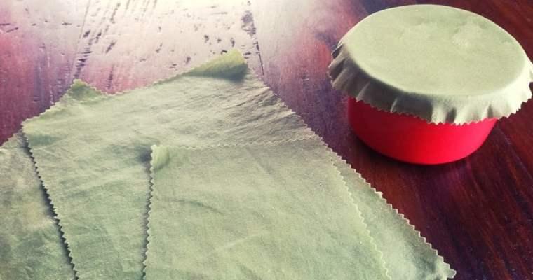 DIY Beeswax Cloths