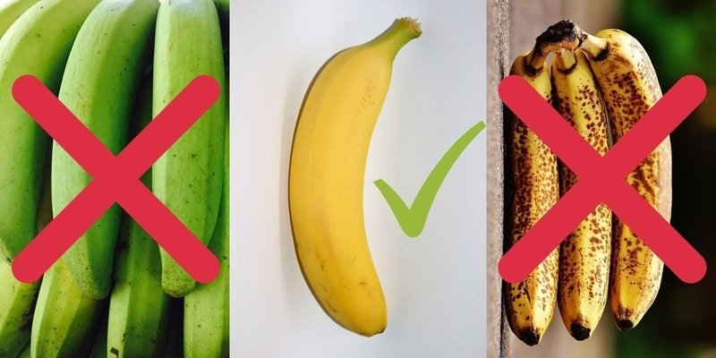 FODMAP banana yes no